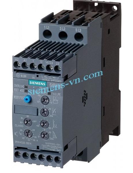 soft starter 3RW4027-1BB04