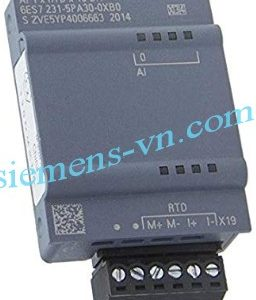 mo-dun-analog-input-plc-s7-1200-sb1231-rtd-1ai-16bit-6ES7231-5PA30-0XB0
