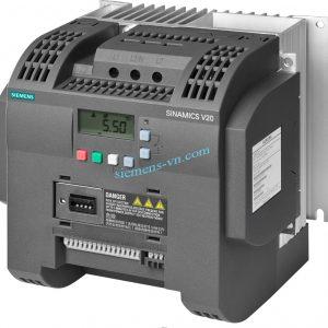 Bien-tan SINAMICS V20 380VAC 22 KW 6SL3210-5BE32-2CV0