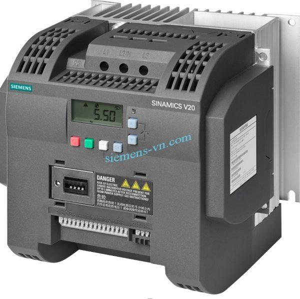 Bien-tan SINAMICS V20 380VAC 30 KW 6SL3210-5BE32-2UV0