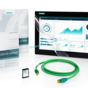 Starter Kit Unified Comfort Panel 6AV2128-3GB06-0AP0