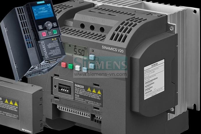 Biến tần Siemens, bộ chuyển đổi tần số Siemens