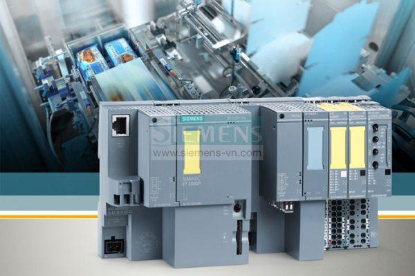 Ứng dụng bộ điều khiển Siemens