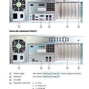 SIMATIC-IPC547G-Rack-PC-motherboard-D3446-S-D3445-S