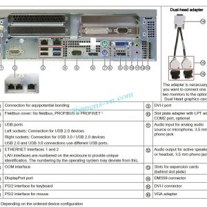 SIMATIC-IPC647D-Design-of-the-device