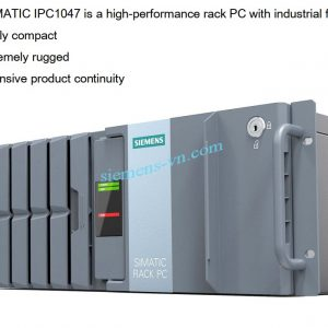 SIMATIC IPC847E Rack PC 19 4U