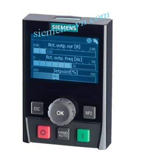 Sinamics G120 IOP 6SL3255-0AA00-4JA0