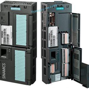 Sinamics control unit CU240B-2 6SL3244-0BB00-1BA1